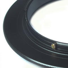Macro Reverse Ring For Olympus Four Thirds OM4/3 - Pixco