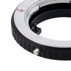 Minolta MD-Nikon AF Confirm Macro Adapter - Pixco - Provide Professional Photographic Equipment Accessories