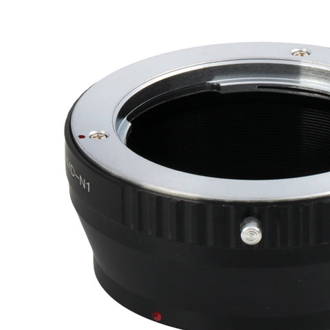 Minolta MD-Nikon 1 Adapter - Pixco - Provide Professional Photographic Equipment Accessories