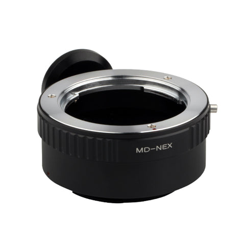 Minolta MD-Sony E-Mount NEX Tripod Adapter - Pixco