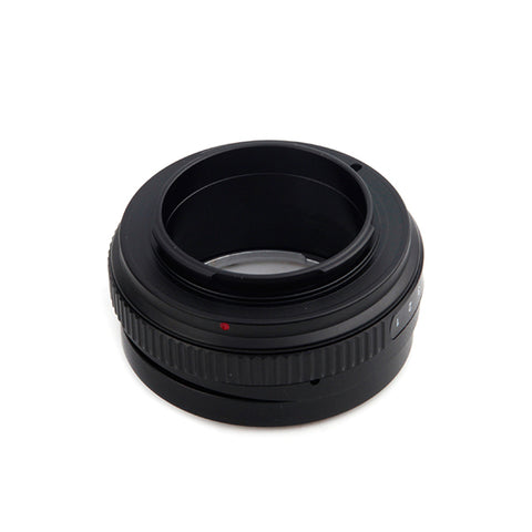 Nikon-Sony NEX Tilt Adapter
