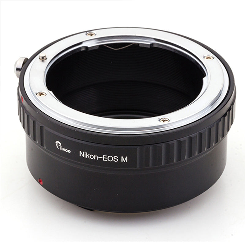 Nikon-Canon EOS M Adapter - Pixco - Provide Professional Photographic Equipment Accessories