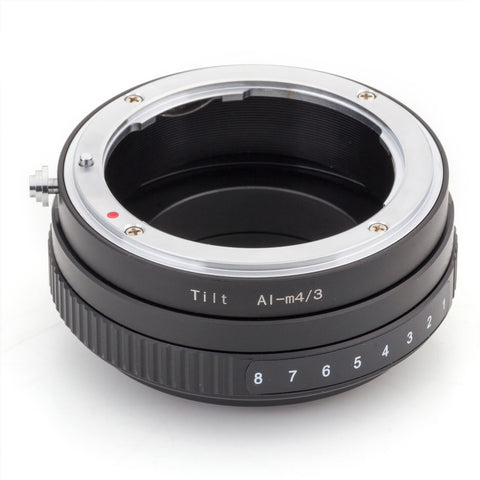 Nikon-Micro 4/3 Tilt Adapter - Pixco - Provide Professional Photographic Equipment Accessories