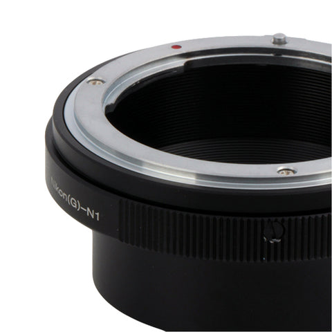 Nikon G-Nikon 1 Adapter - Pixco - Provide Professional Photographic Equipment Accessories