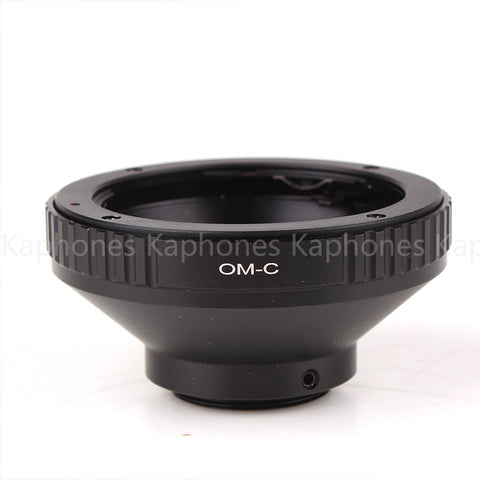 Olympus-C口 Mount Adapter