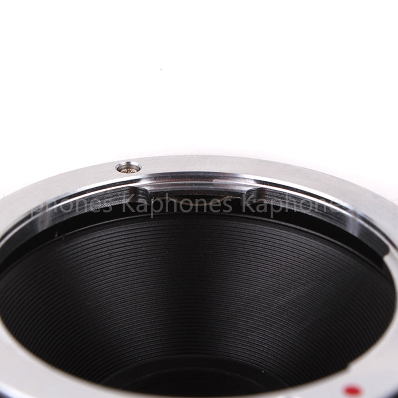 Contax-C口 Mount Adapter - Pixco - Provide Professional Photographic Equipment Accessories