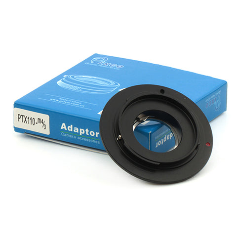 Pentax 110-Micro 4/3 Adapter - Pixco - Provide Professional Photographic Equipment Accessories