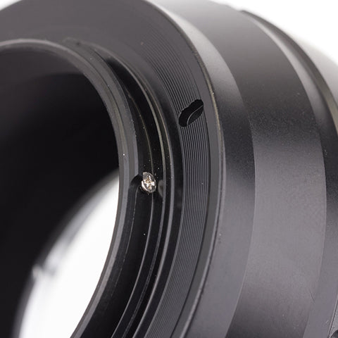 Rollei-Fujifilm X Adapter - Pixco - Provide Professional Photographic Equipment Accessories