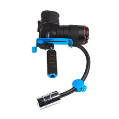 S-803 Video Stabilizer System (Blue /Purple) - Pixco - Provide Professional Photographic Equipment Accessories