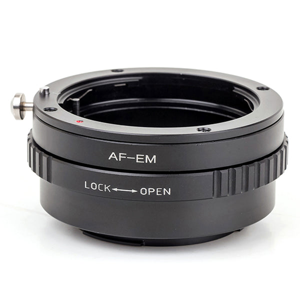 Sony A-Canon EOS M Adapter Black - Pixco