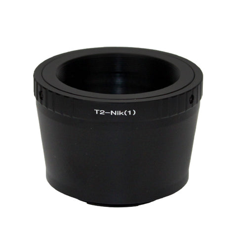 T2-Nikon 1 Adapter - Pixco