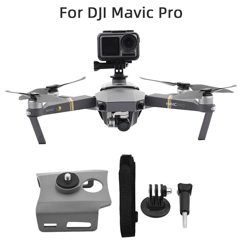 360 Degree VR Panorama Action Multifunctional Fixed Camera Holder for DJI Mavic 1 / 2 Pro - Pixco - Provide Professional Photographic Equipment Accessories