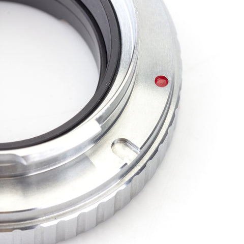 ALPA-Leica M Silver Adapter - Pixco - Provide Professional Photographic Equipment Accessories
