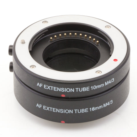 Automatic Macro Extension Tube - Pixco