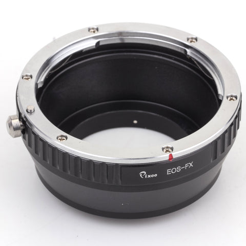 Canon EF-Fujifilm X Adapter - Pixco - Provide Professional Photographic Equipment Accessories