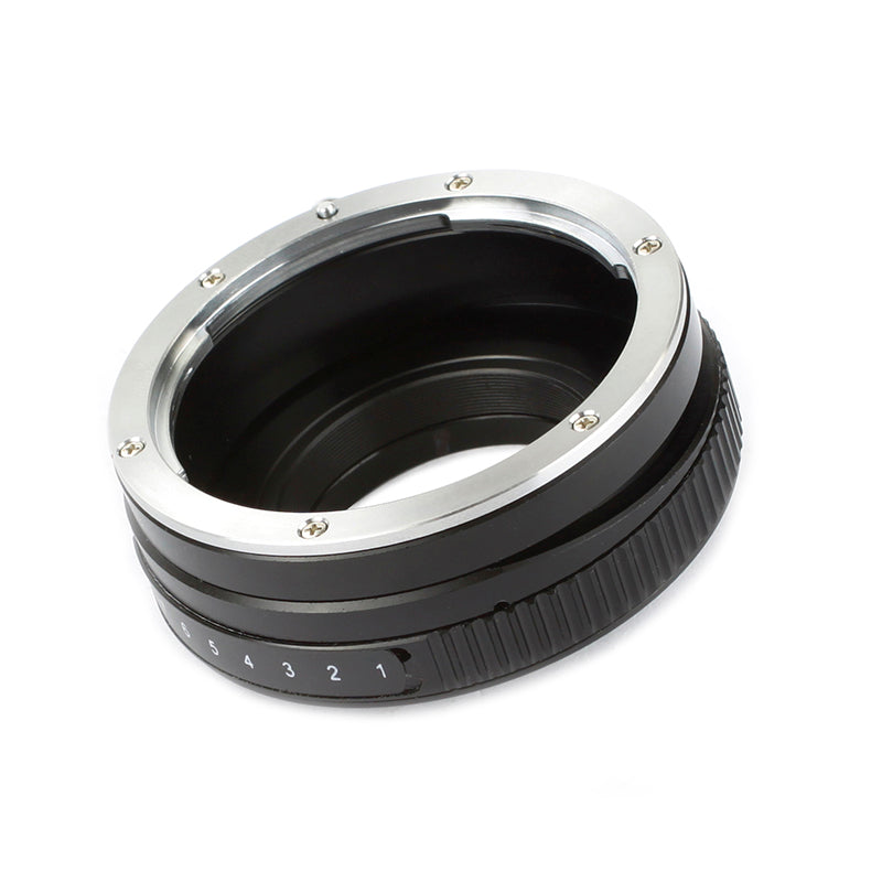 EF-Micro 4/3 Tilt Adapter - Pixco - Provide Professional Photographic Equipment Accessories