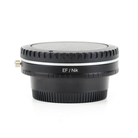 EF-Nikon Adapter - Pixco