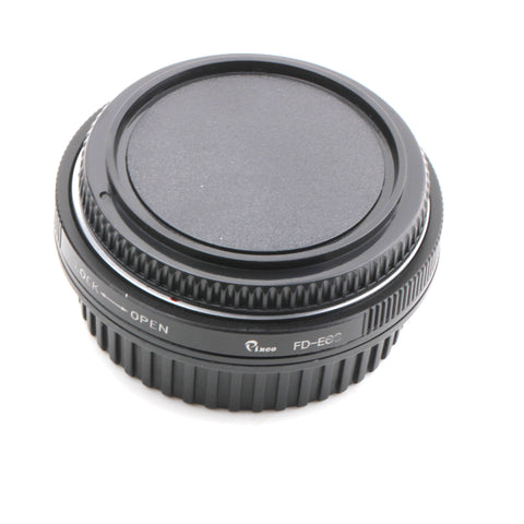 FD-Canon EOS Adapter - Pixco - Provide Professional Photographic Equipment Accessories