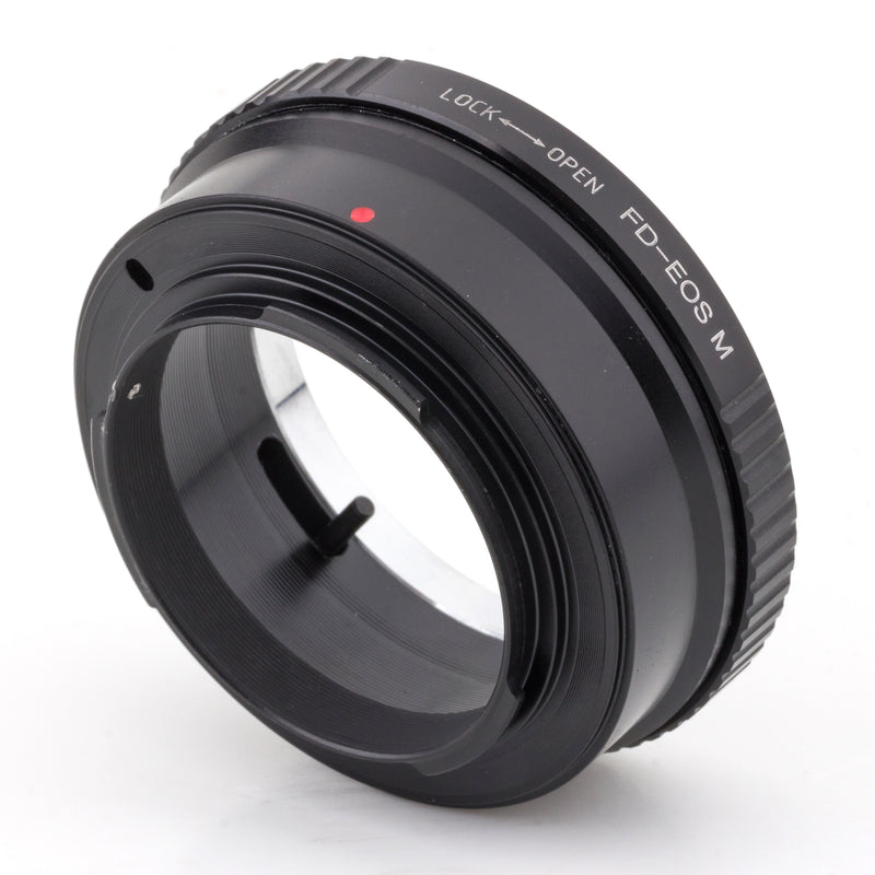 FD-Canon EOS M Adapter - Pixco - Provide Professional Photographic Equipment Accessories