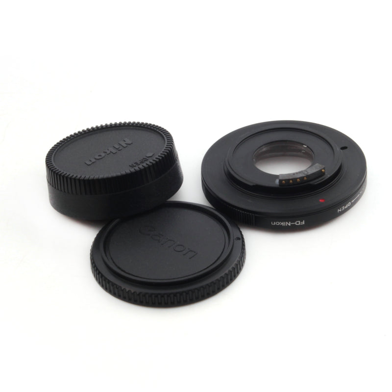 FD-Nikon AF Confirm Adapter - Pixco - Provide Professional Photographic Equipment Accessories