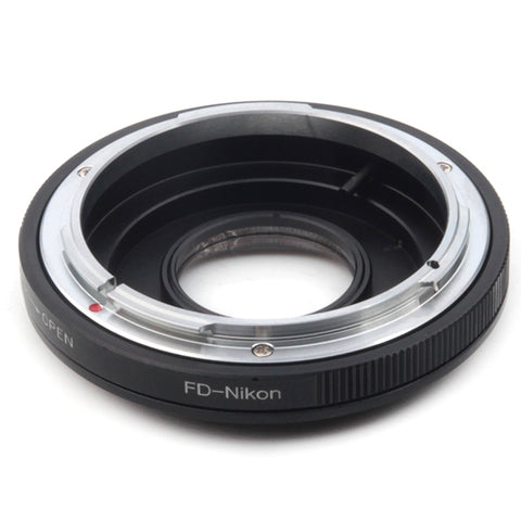 FD-Nikon Adapter - Pixco - Provide Professional Photographic Equipment Accessories