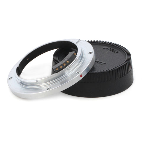 Leica R-Nikon AF Confirm Adapter - Pixco - Provide Professional Photographic Equipment Accessories