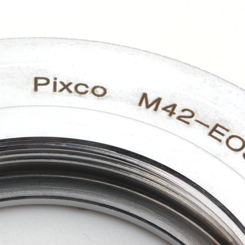 M42-Canon EOS Flange Adapter - Pixco - Provide Professional Photographic Equipment Accessories