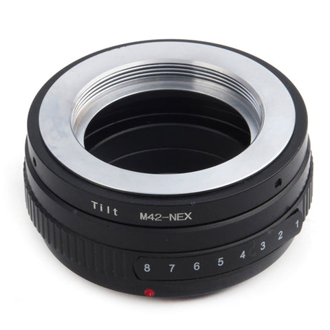 M42-Sony NEX Tilt Adapter - Pixco - Provide Professional Photographic Equipment Accessories