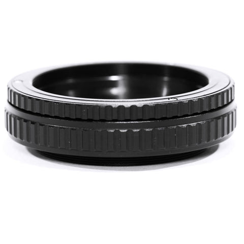 M58 Macro Focusing Helicoid Tube Adapter - Pixco