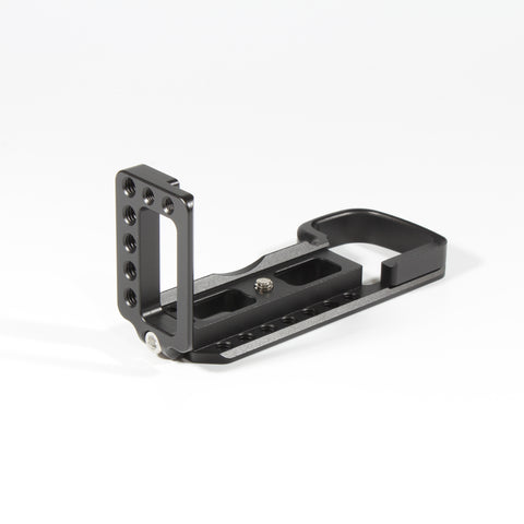 Pixco Metal Quick Release Plate L Vertical Grip for Sony A6400 - Pixco