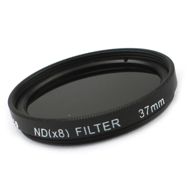 Pro Neutral Density ND8 Filter For Canon Nikon Camera - Pixco