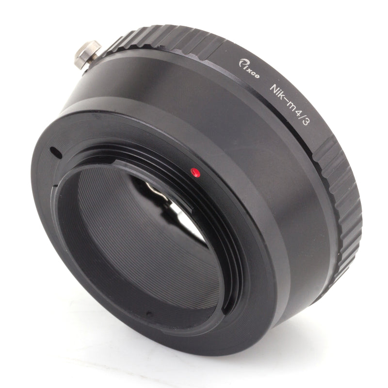 Nikon-Micro 4/3 Adapter - Pixco - Provide Professional Photographic Equipment Accessories