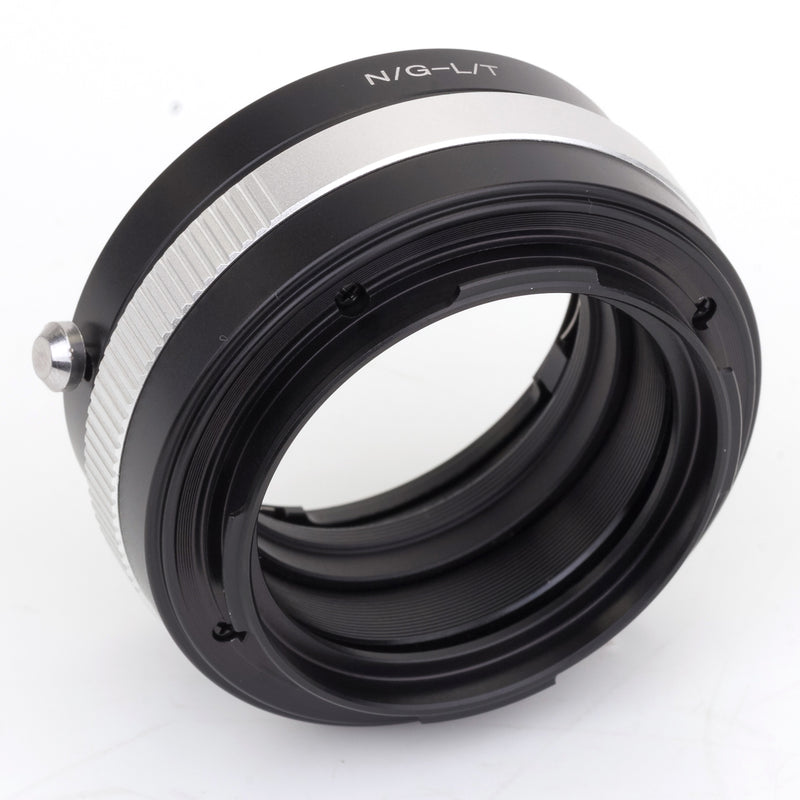 Nikon G-Leica L (T) Adapter - Pixco - Provide Professional Photographic Equipment Accessories