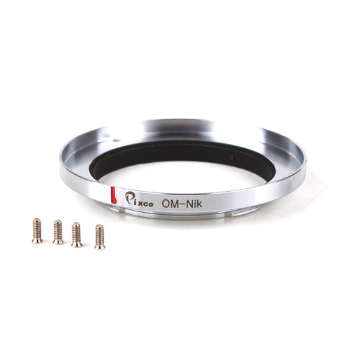 Olympus-Nikon Adapter - Pixco - Provide Professional Photographic Equipment Accessories