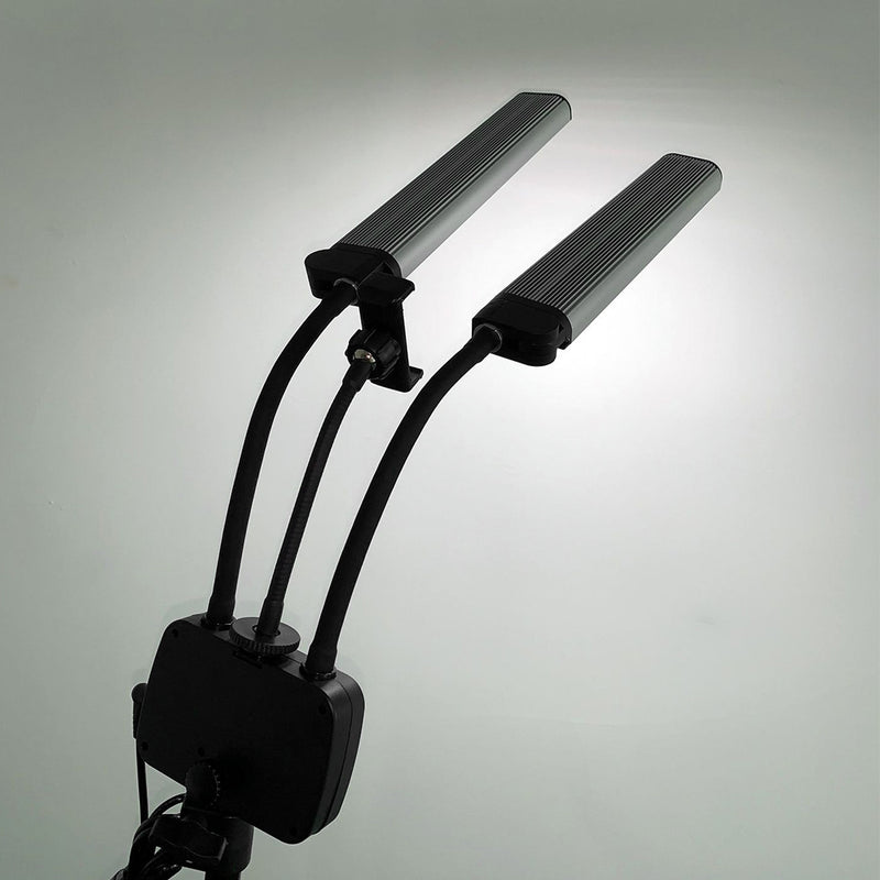 Pixco RL-45X Double Arms LED Light 3200K-5600K Photography Lamp - Pixco - Provide Professional Photographic Equipment Accessories