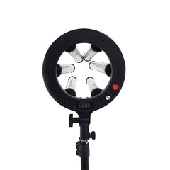 Pixco RL-580 Star LED Ring Light 3200K-5600K 6 Tubes Photography Lamp - Pixco