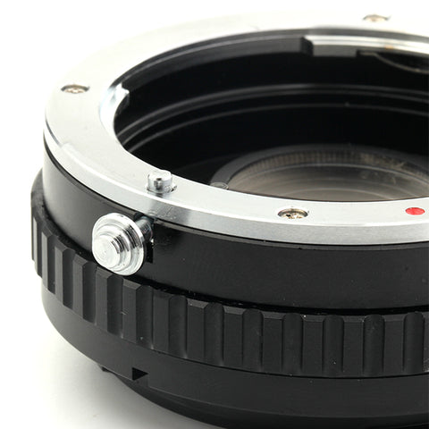Sony A-Canon EOS EMF AF Confirm Adapter - Pixco - Provide Professional Photographic Equipment Accessories