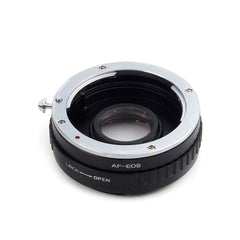 Sony A-Canon EOS EMF AF Confirm Adapter - Pixco