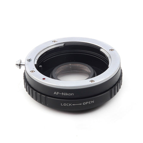 Sony A-Nikon Adapter - Pixco - Provide Professional Photographic Equipment Accessories