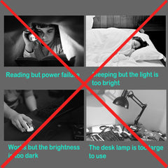 Pixco USB LED Night Light 14pcs Bulbs Touch Button Flexible Lamp - Pixco