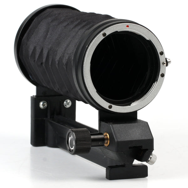 Plastic Macro Extension Bellows (Canon / Nikon) - Pixco