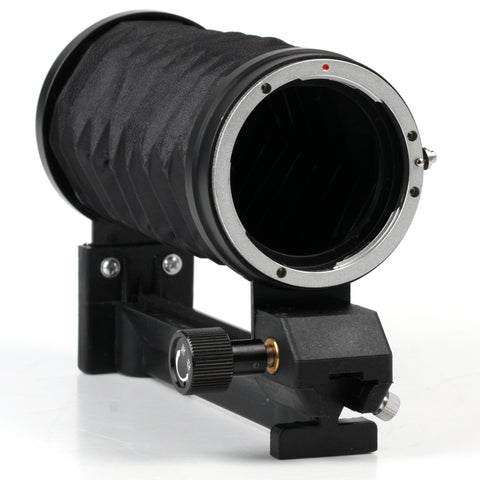 Plastic Macro Extension Bellows (Canon / Nikon) - Pixco - Provide Professional Photographic Equipment Accessories