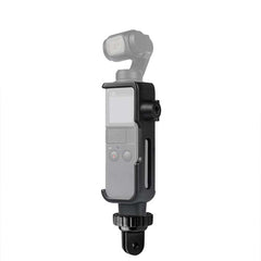 Plastic Protective Cover Bracket Portable Protect Accessories Frame with 1/4 inch Thread for DJI OSMO Pocket - Pixco