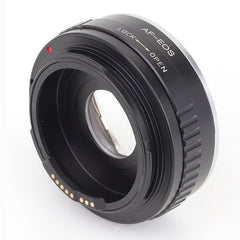 Sony-Canon EOS GE-1 AF Confirm Adapter - Pixco