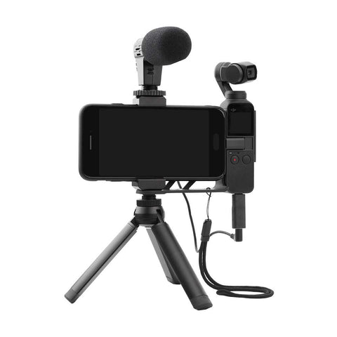 USB-C to 3.5mm Audio Microphone Adapter For DJI Osmo Pocket - Pixco
