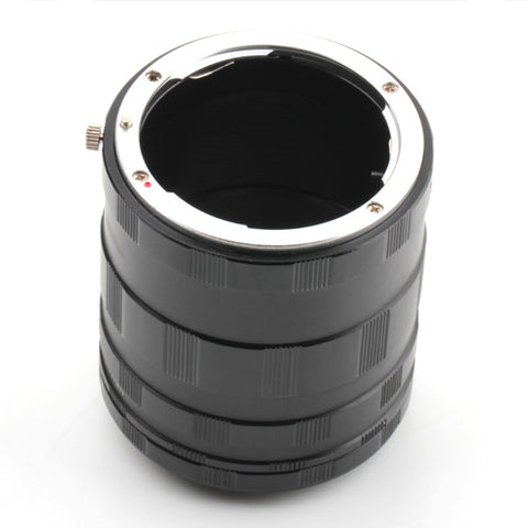 AF Confirm Macro Extension Tube - Pixco - Provide Professional Photographic Equipment Accessories