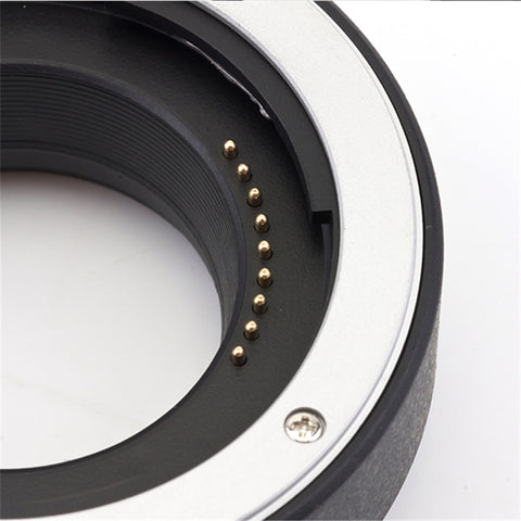 Automatic Macro Extension Tube For Canon EOS M - Pixco - Provide Professional Photographic Equipment Accessories