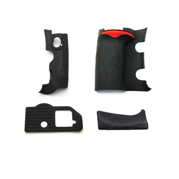 Body Front Back Bottom Rubber Cover Replacement Part - Pixco - Provide Professional Photographic Equipment Accessories