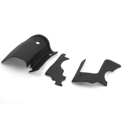 Body Front Back Rubber Cover Shell Replacement Part - Pixco