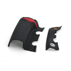 Body Front Grip Rubber Cover Replacement Part - Pixco